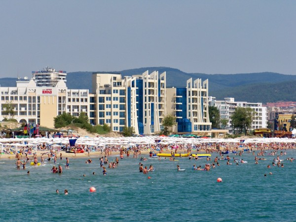 Солнечный берег - Болгарии