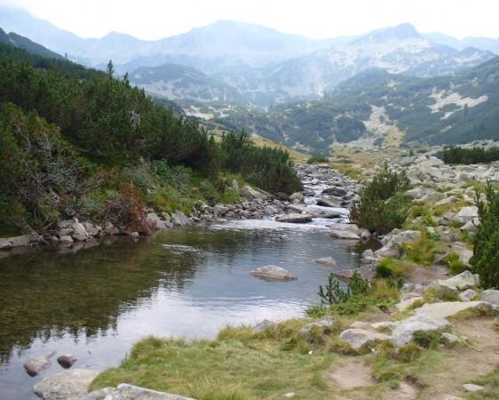река в Болгарии