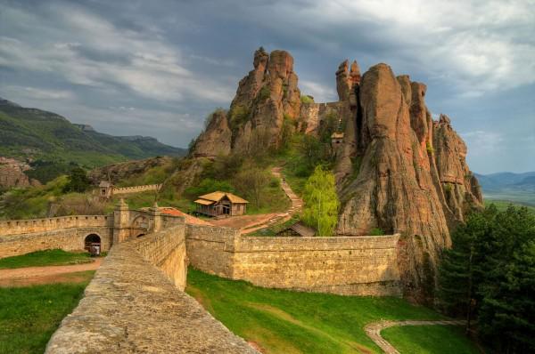 Белоградчик Болгарии