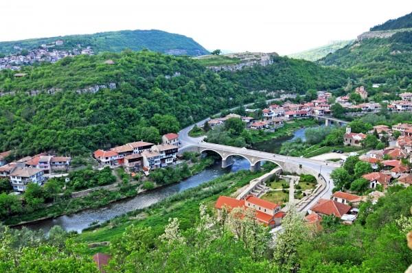 болгарский сельской местности