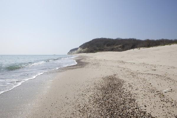 болгарском побережье Черного моря